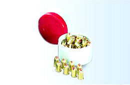 спецпатроны с простым и усиленным пороховым зарядом