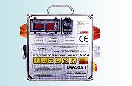 Аппарат предубойного электрического оглушения STZ-4