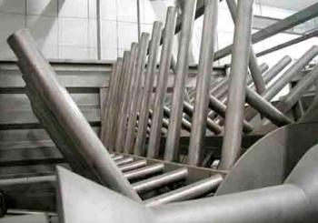 Шпарильный чан (Шпарчан) подвесной, сквозной барабанный