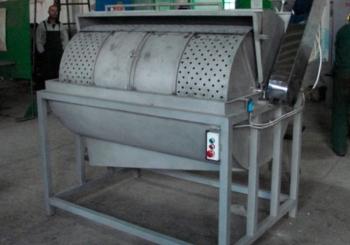 Машина ММС-1 для первичной обработки слизистых и мякотных субпродуктов